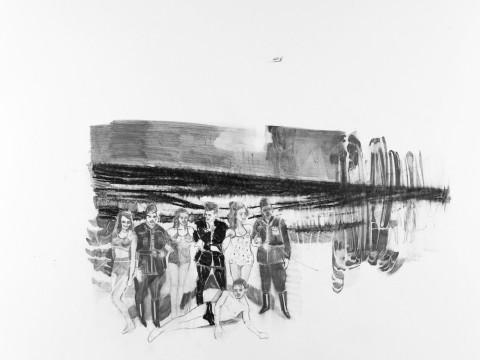 Marc Bauer la Station art contemporain nice