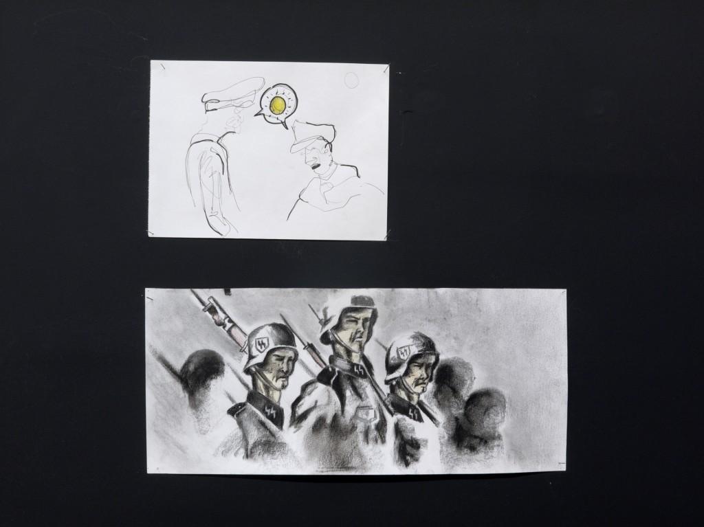 Jérémy Griffaud Marie-Lize Richard Marc Bauer art contemporain nice