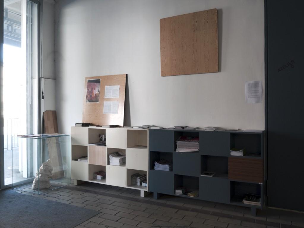 Lieu Commun La Station art contemporain nice Alins