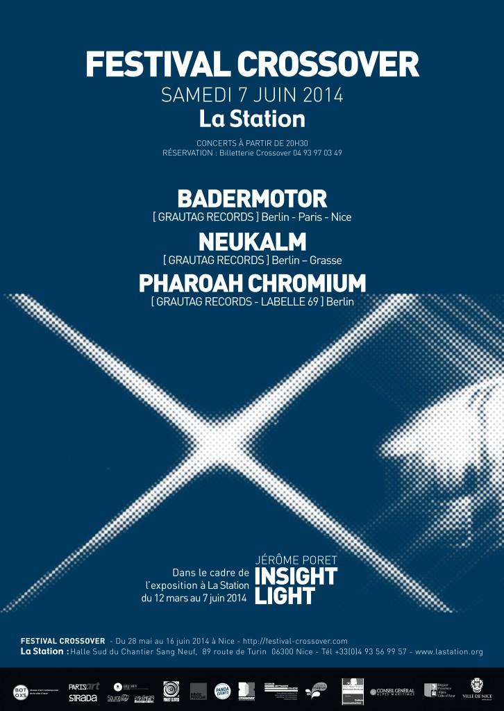 La Station x Crossover art contemporain la station nice