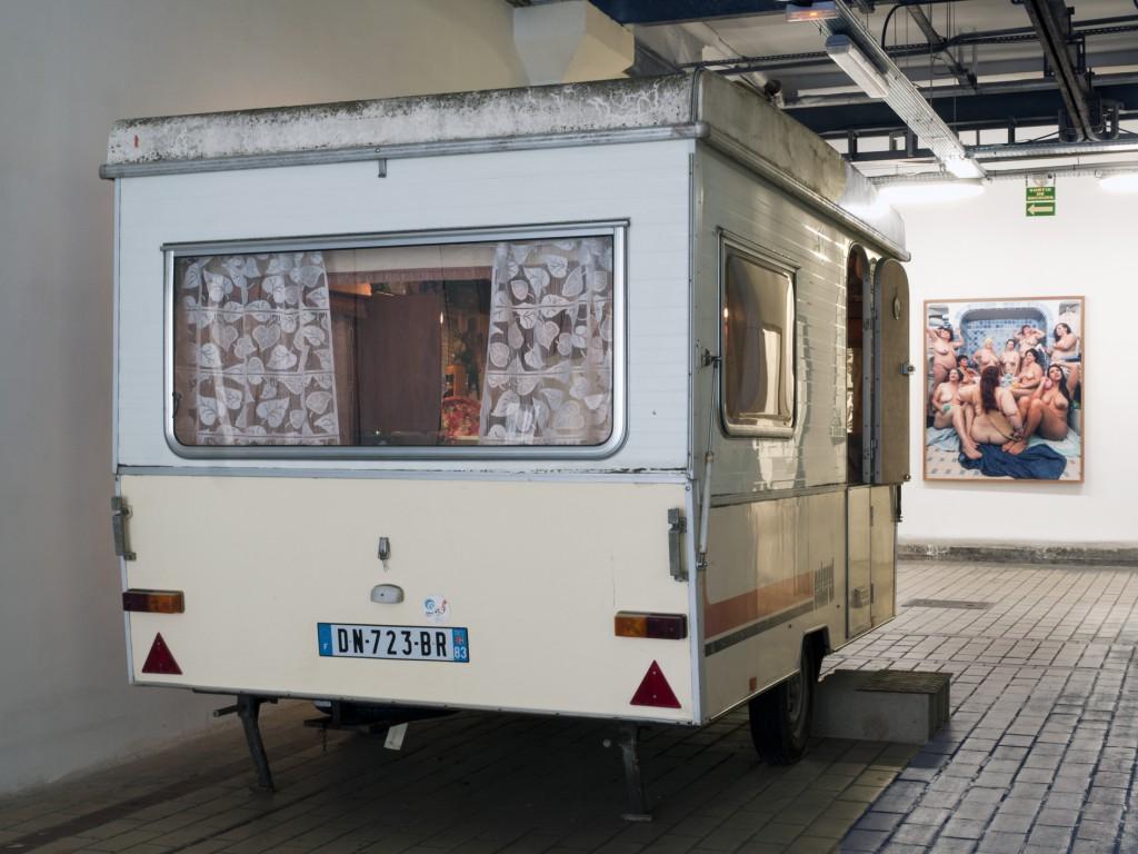 La Station art contemporain nice esterel C34 lena durr