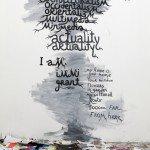 Migrant Poetry Babi Badalov La Station art contemporain Nice