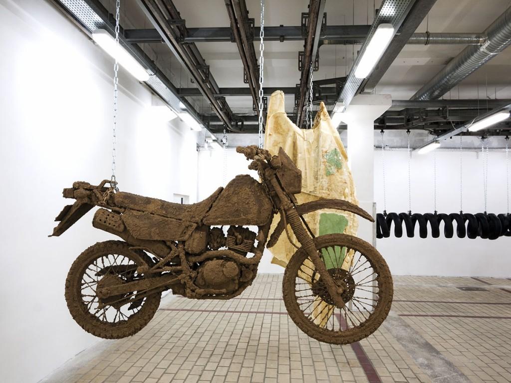 La Station Flux Tendu Delphine Reist Laurent Faulon art contemporain nice