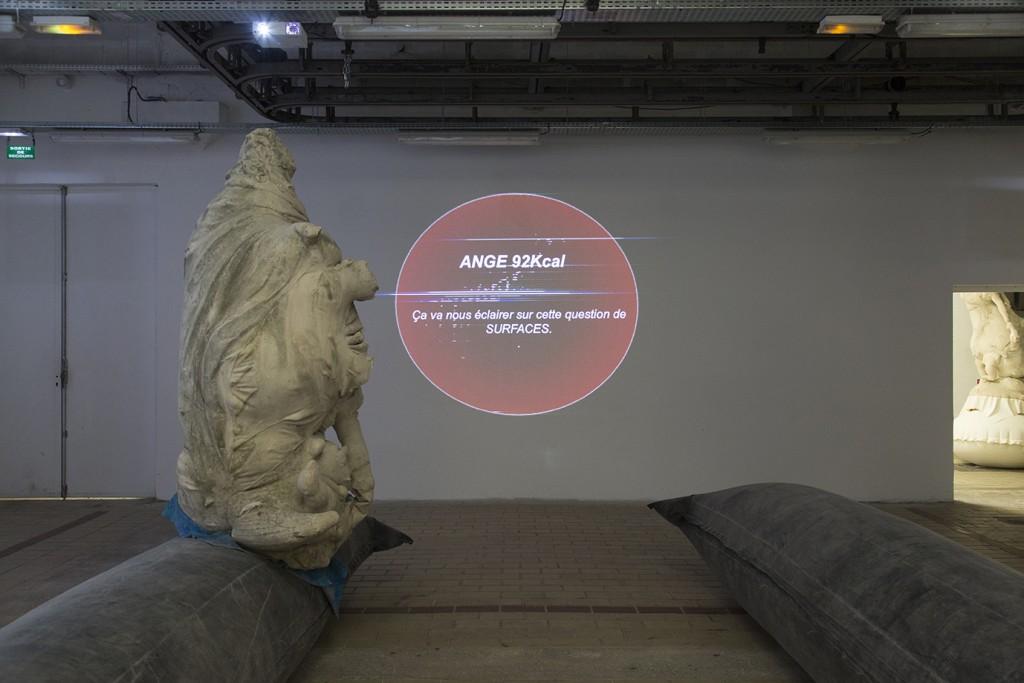 aire venga exposition la station nice art contemporain ken sortais anne lise le gac